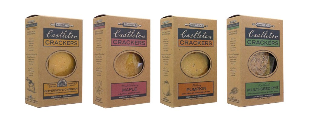 Castleton Crackers - Crackers