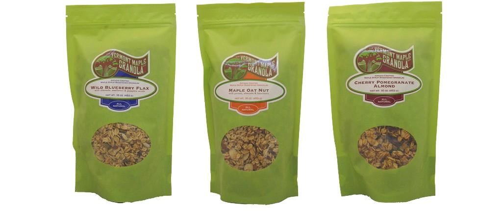 Vermont Maple Granola - Granola